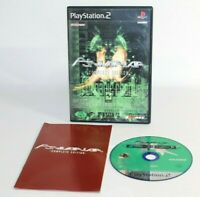 Psyvariar Complete Edition JP PS2 PlayStation 2 Complete CIB GREAT Shape! RARE!