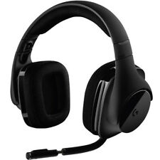 Logitech G533 Gaming Headset - Wireless DTS 7.1 Surround Sound - PC