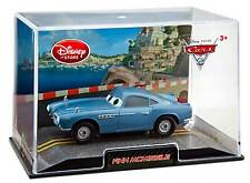 Disney Store Cars 2 Finn Die Cast Car In Collector's Case