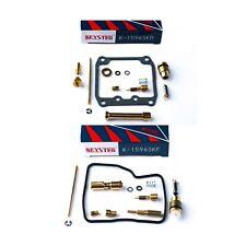 Keyster Vergaser-Reparatursatz (2 Kits) vorne + hinten Suzuki VS 1400 Intruder