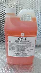SPARTAN Halt 2 Liter One Step Cleaner Disinfectant