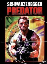 Predator  DVD Arnold Schwarzenegger, Carl Weathers, Kevin Peter Hall, Elpidia Ca