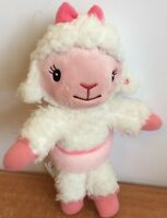 "Disney Doc McStuffins Plush Lambie Lamb Sheep Ballet Tutu Stuffed Toy 9"" License"