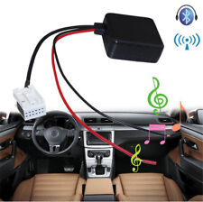 Bluetooth Radio Stereo AUX In Adapter Receiver + Filter For BMW E60 E61 E62 US #
