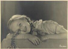 Atelier Binder (Hubs Flöter) – Kindermode - Ilse Buhl, gestempelt um 1932