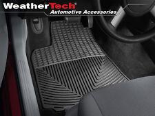 WeatherTech All-Weather Floor Mats - 2006-2010 - Dodge Charger - Black