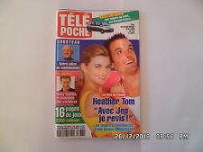 TELE POCHE N°1638 DU 5 AU 11 JUILLET 1997 HEATHER TOM     E97