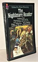 THE NIGHTMARE READER VOL ONE Horror Anthology ed Peter Haining UK Pan PB 1976