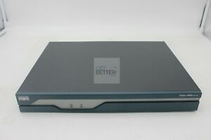 USED CISCO1841 INTEGRATED SERVICES ROUTER 1800 SERIES