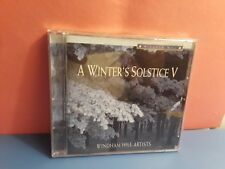 A Winter's Solstice, Vol. 5 by Various Artists (CD, 1995; Windham Hill)