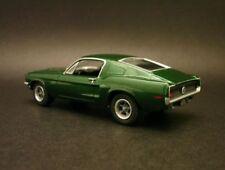 BULLITT `68 Ford Mustang GT 1968 ***** Greenlight 1:64 OVP