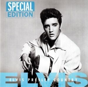RARE CD ELVIS PRESLEY - COUNTRY - SPECIAL EDITION-TIME LIFE -BMG USA 2000- NEW