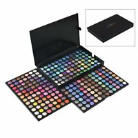 Pro 252 Colors Eye Shadow Palette Makeup Cosmetic Shimmer Matte Eyeshadow Gift