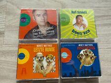 Hörbücher Sammlung bestehend aus 4 Komödien