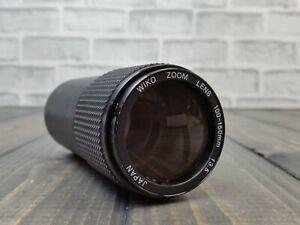 WIKO LENS Zoom 100-150mm f3.5 for Kodak Carousel Slide Projector JAPAN