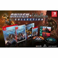 Oniken + Oddallus Collection Limited Edition Nintendo Switch EAS #05 LRG Sealed