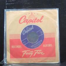 """Gisele MacKenzie - Darlin You Cant Love Two 7"""" VG+ F2156 Vinyl 45 USA 1952"""