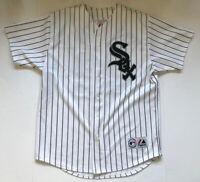 Authentic Vintage Scott Podsednik 22 Chicago White Sox Sewn Majestic Jersey