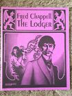 THE LODGER Fred Chappell 1st ed 1993 Necronomicon Press chapbook fine OOP