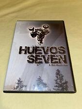 Huevos Seven A Wes Miller Film DVD Extreme Sports Movie
