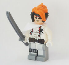 Custom - Shatterstar - Marvel Super heroes minifigures x-factor on lego bricks