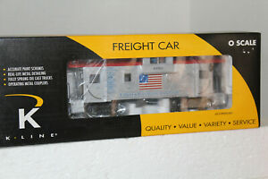 K-LINE K613-7471 13 COLONIES EXTENED VISION   CABOOSE