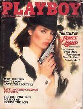 PLAYBOY Magazine Issue July 1979 The Girls Of JAMES BOND Nude Vintage RCVR
