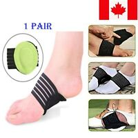 1 Pair Foot Arch Support for foot Heel Pain Relief Plantar Fasciitis Insole Pads