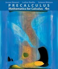 Precalculus: Mathematics for Calculus (Available Titles CengageNOW) by Stewart,