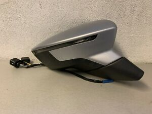 Seat Leon III 5F Exterior Mirror Sideview Anklappbar Heated Right 5F1857502