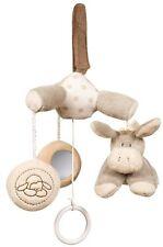 Mobile Nattou Mini Cappuccino Esel Schaf Musikmobile Einschlafhilfe Musikuhr