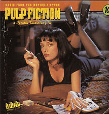 Pulp Fiction-1994-Original Movie Soundtrack-16 Track-CD