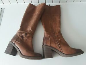Womens Brown Boots Uk Size 5