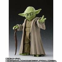 Premium BANDAI S.H.Figuarts Yoda STAR WARS Revenge of the Sith Action W/T Figure