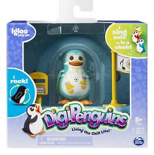 Digi Birds Penguin Toy with Igloo North by Digi Birds NEW
