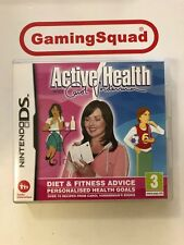 Active Health Nintendo DS, Supplied by Gaming Squad Ltd