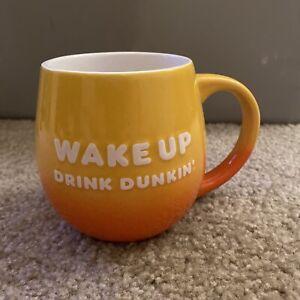 Dunkin Donuts Wake Up Drink Dunkin 20oz Ceramic Mug