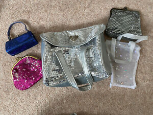 Childs Girls Bag/Purse Bundle