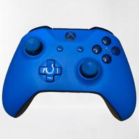 Microsoft BLUE Xbox One Wireless Controller Bluetooth Windows/IOS Compatible