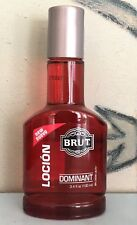Brut Dominant Aftershave Lotion 3.4 oz / 100 ml