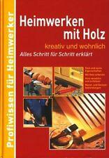 Bücher über Holzwerken