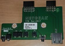 NetGear LED button board Duo-LED-F from READYNAS DUO RND2000 V2 NAS - FREE Post