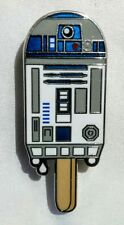 R2-Sicle Disney Fantasy Pin Star Wars R2-D2 Popsicle Robot Character LE 50