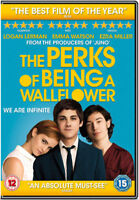 The Perks Of Being A Fiore da Parete DVD Nuovo DVD (SUM51580)