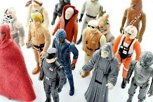 Vintage Star Wars Figures B - Please choose from selection - Many to choose from
