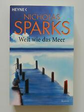 Nicholas Sparks Weit wie das Meer Roman Heyne