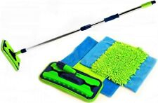 AQUAMATIC MOP WITH TWO REFILL PADS AQUAMAGIC GREENWAY HOUSE CLEANING NEW