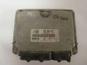 calculateur vw Bosch , 1.9 SDI , 2 prises, 0281001759 / 038906013 (réf 4863)