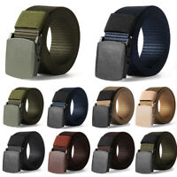 Cinturón de nylon Cinturon militar de Web Cinturon tactico Para el hombre gordo