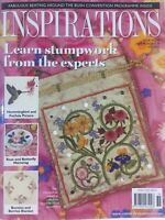 Inspirations Magazine - Issue No 3- New with Patterns still attached